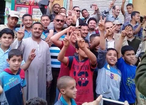 محافظ سوهاج: مشاركة واسعة للناخبين بمدينة ساقلتة