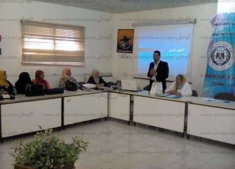"""""""التكنولوجيا والإصلاح الإداري"""".. حلقة نقاشية بمركز النيل للإعلام بمطروح"""