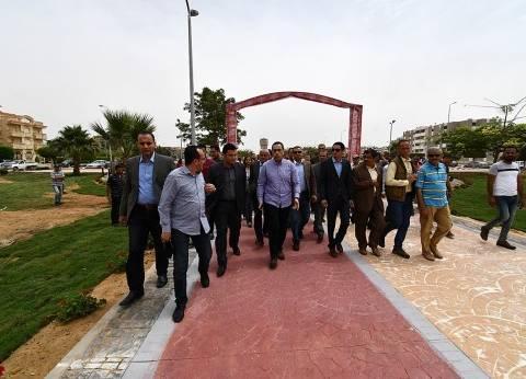 """""""مدبولي"""": 5136 وحدة بـ""""دار مصر"""" للإسكان المتوسط في مدينة الشروق"""