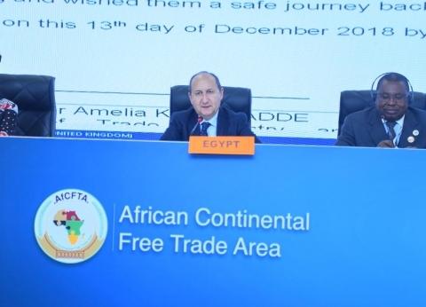 """على هامش المعرض الدولي..""""الإفريقي للتجارة"""" يوقع صفقات بـ27 مليار دولار"""