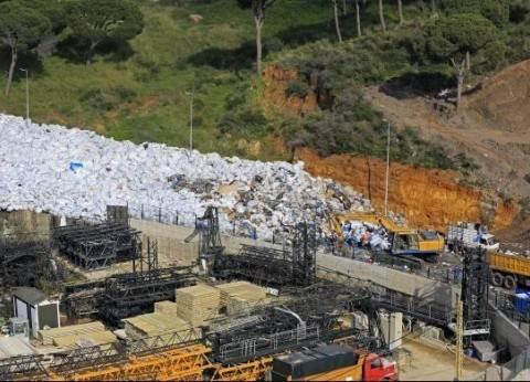 الحكومة اللبنانية تخصص 3 مطامر لفرز النفايات ومعالجتها