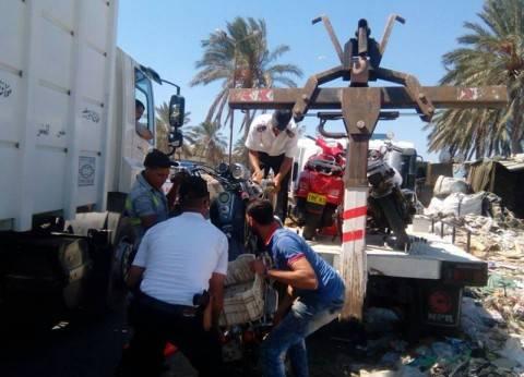 إخلاء سبيل مهندس ومراجع مرور في مدينة نصر متهمين بتزوير تراخيص السيارات