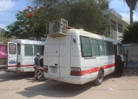 """تحقيق نسبة سيطرة على """"فيروس سي"""" في شمال سيناء"""