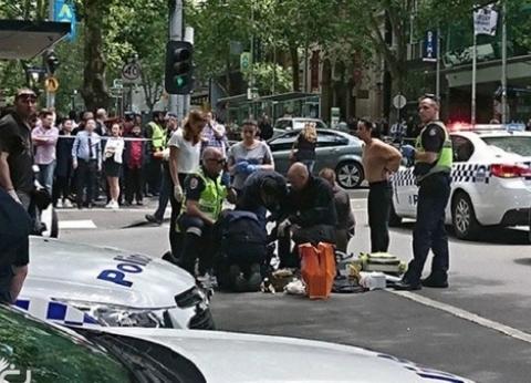 بالفيديو| سقوط قتيل بأستراليا في عملية طعن.. والشرطة تعتقل المنفذ