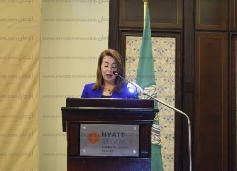 """وزيرة التضامن توجه بسرعة تقديم المساعدات لـ""""أسر ضحايا حلوان"""""""