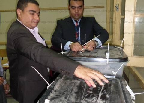 تصويت 660 شخصا من إجمالي 9099 ناخبا لهم حق التصويت بالوادي الجديد