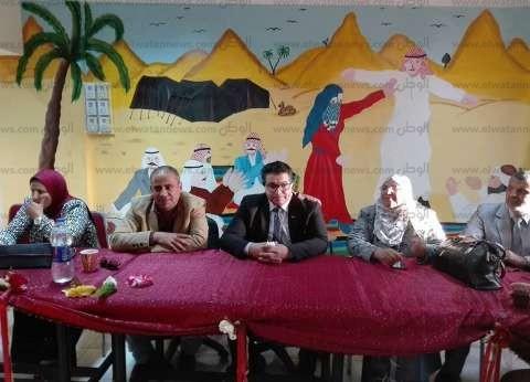 """""""تعليم جنوب سيناء"""" يطلق فعاليات المؤتمر الأول لمجلس اتحاد الطلاب"""