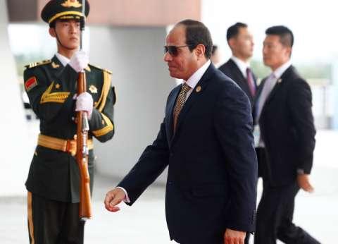 """السيسي أول رئيس مصري يزور فيتنام عقب مشاركته في اجتماعات """"بريكس"""""""