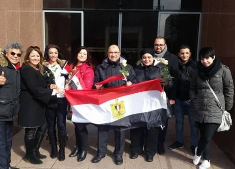 """برلماني عن """"انتخابات الخارج"""": الشعب المصري لا يخذل بلده أبدا"""