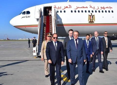 دبلوماسي روسي: زيارة السيسي لموسكو لها أهمية كبرى