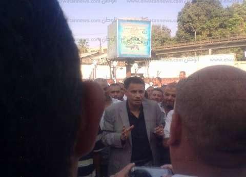 وقفة احتجاجية بمصنع سكر نجع حمادي للمطالبة بزيادة الحوافز والأرباح