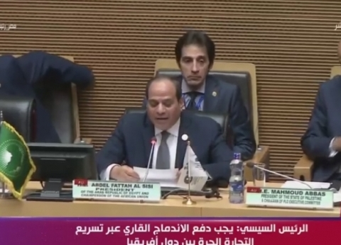 رئيس الكونفدرالية الإفريقية الرياضية: فخور بتولي السيسي رئاسة الاتحاد