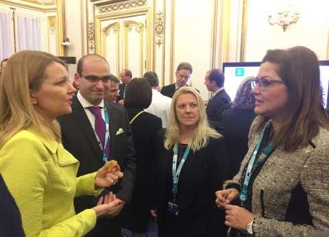 وزيرة التخطيط من باريس: الإصلاح الإداري من أولويات جدول أعمال الحكومة
