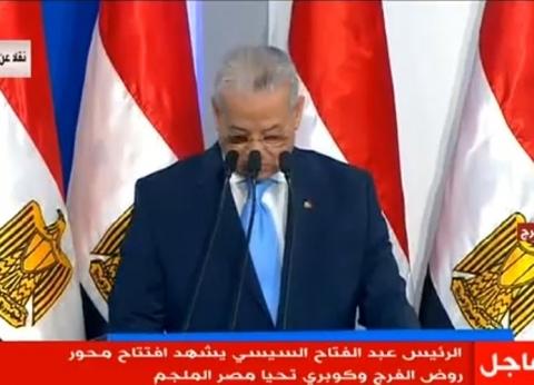 محسن صلاح: مصر أصبحت نموذجا لدول العالم في فرص التنمية والمشروعات