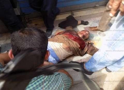 """""""الوطن"""" تنشر صور المتهم بمحاولة تفجير بنك قطر الوطني في ميت غمر"""