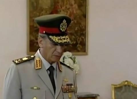 بروفايل| الفريق محمد زكى.. القائد العام