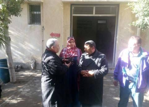 وكيل تعليم الإسكندرية يتفقد لجان امتحانات الشهادة الابتدائية بالعامرية