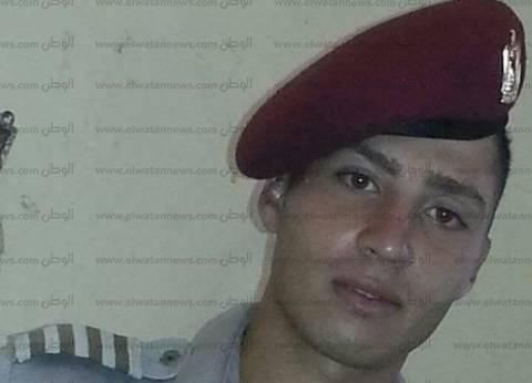 """أحد أقارب الشهيد أحمد شاهين: """"خطب منذ فترة قريبة وكان يستعد لزواجه"""""""