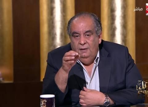 """يوسف زيدان يناقش كتاب """"تاريخ اليهود"""" مع عمرو أديب الليلة"""