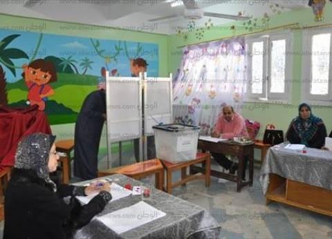 """""""دمنهور"""": إقبال متوسط على الانتخابات وتأخر فتح 18 لجنة"""