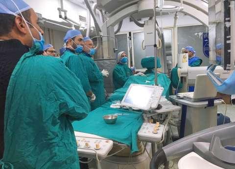 خبير جراحات القلب الحرجة في ضيافة جمعية الأورمان