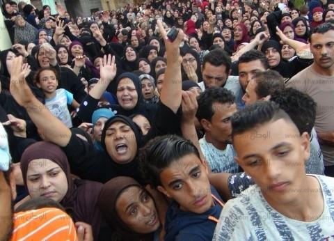 أحمد السقا عن جدة الطفلة جنة: الإعدام راحة للمجرمين