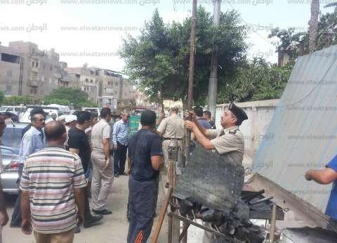 """""""مرور البحيرة"""" تضبط 1125 مخالفة في حملات موسعة"""