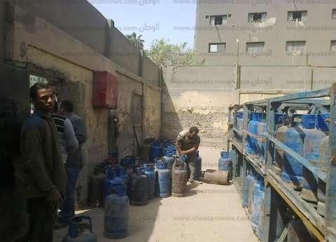 محافظ سوهاج يكلف بتوفير أسطوانات البوتاجاز لأهالي شطورة