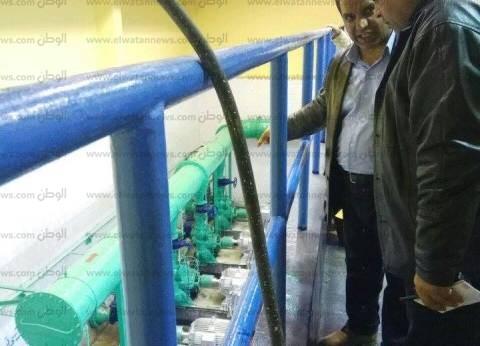 انقطاع الكهرباء يوقف 4 محطات مياه في قنا