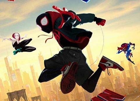 """بعد فوزه في """"أوسكار"""".. قصة فيلم """"Spider-Man: Into the Spider-Verse"""""""