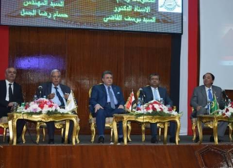 حسام الجمل: جامعة بنها رائدة في تطبيق الذاكرة المؤسسية