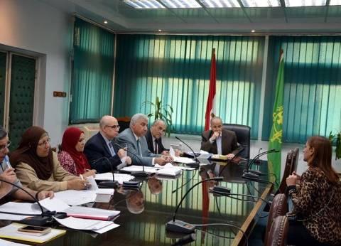محافظ القليوبية يترأس اجتماعات لجنة اختيار رؤساء القرى