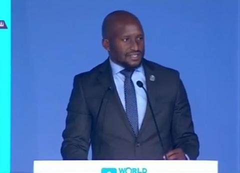 حفيد نيلسون مانديلا: منتدى شباب العالم خطوة نحو خلق التفاهم بين الشعوب