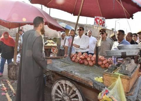 """""""أمن القاهرة"""": ضبط 17 بائعا متجولا خلال 24 ساعة"""