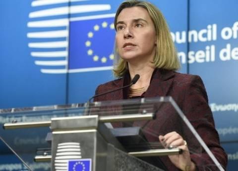 الاتحاد الأوروبي: يجب إنهاء الأزمة السورية بالطرق السياسية