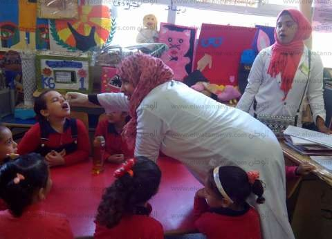 """""""صحة قنا"""" تطلق حملة للقضاء على الديدان المعوية في المدارس الابتدائية"""