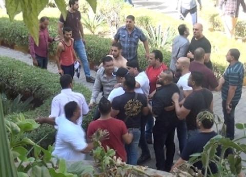 حسام حريرة: محيى عبيد اقتحم النقابة وأشهر سلاحه فيها بقصد إرهاب زملائه واعتدى عليهم لاختلافهم معه فى الرأى