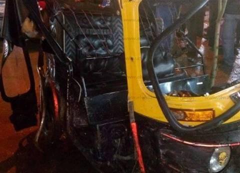 """أمن الجيزة: """"النسناس وبشلة وشقاوة"""" قتلوا سائق """"توك توك"""" بسبب المخدرات"""