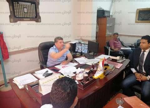 """""""صحة جنوب سيناء"""" ترفع درجة الاستعداد تزامنا مع انطلاق """"الاستفتاء"""""""
