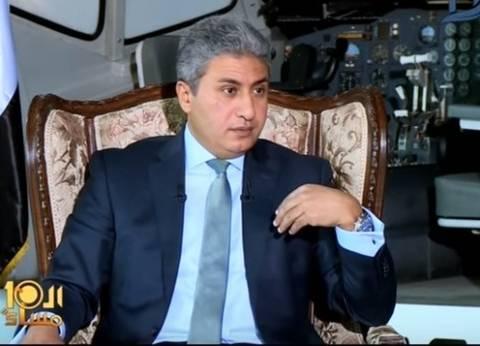 وزير الطيران يشارك في اجتماع الوزراء العرب لبحث مشروعات الأرصاد الجوية
