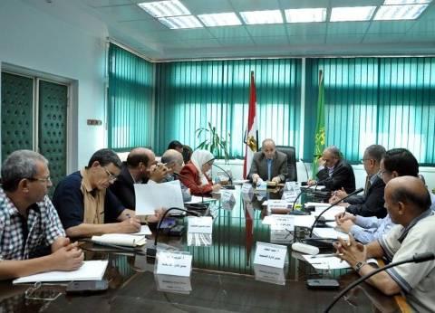 محافظ القليوبية: إعادة تشكيل مجلس إدارة صندوق الخدمات