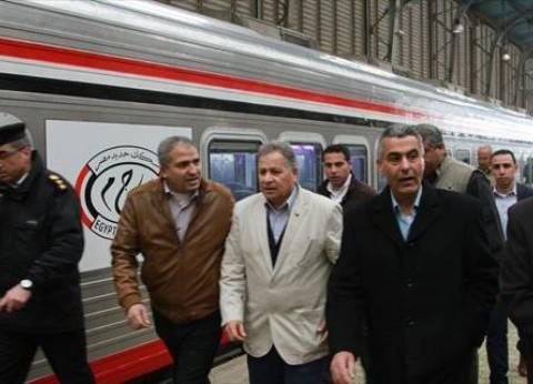 """""""النقل"""" تنفي خصخصة السكة الحديد: الشركة الأجنبية للإدارة والتشغيل"""