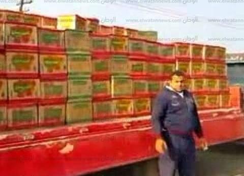 """""""التموين"""" تتعاقد على شراء 61 ألف طن زيت طعام لطرحه على البطاقات"""