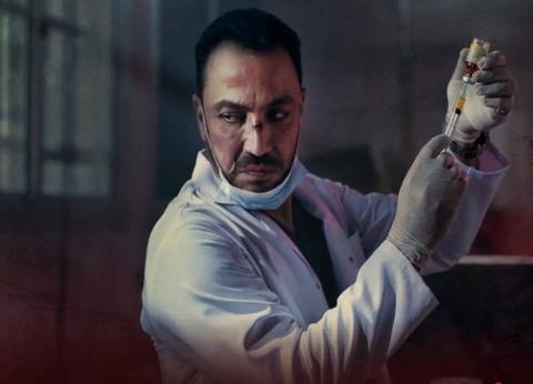 """طارق لطفي: أديت دور مريض وليس طبيب في""""122"""""""