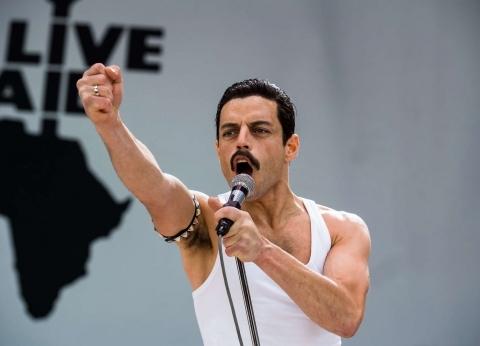 """4 جوائز أوسكار لفيلم """"Bohemian Rhapsody"""" بطولة المصري رامي مالك"""