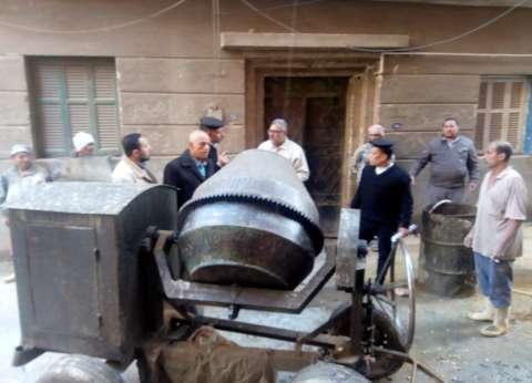 محافظ القاهرة: حملات مستمرة لتنفيذ إزالة العقارات المخالفة