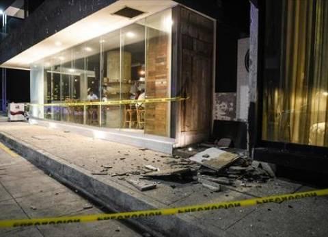 مصرع 65 شخصا جراء 4 زلازل تابعة للإعصار «كاتيا» في المكسيك