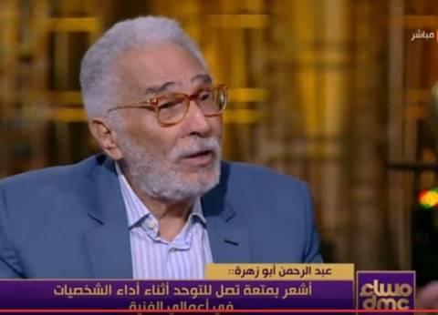 عبدالرحمن أبو زهرة: مسلسلات رمضان أصبحت خمور وراقصات
