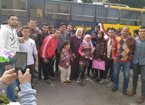 26 ميدالية.. حصاد طلاب جامعة عين شمس في اللقاء الرياضي لذوي الإعاقة
