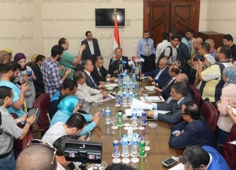 """""""الوطنية للصحافة"""" تدعو لعدم الإسراف في نشر صور ضحايا حريق محطة مصر"""